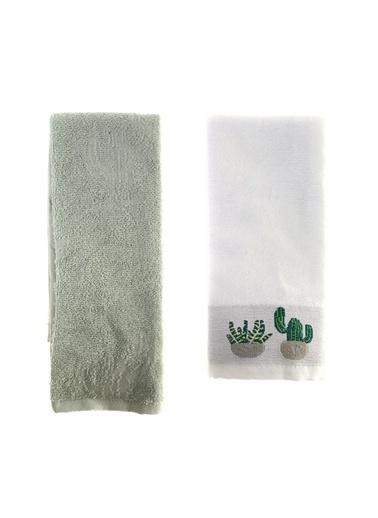 Boyner Evde Kurulama Bezi Yeşil